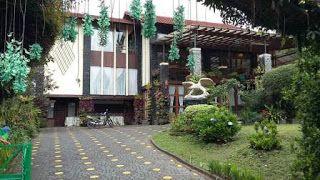 villa istana bunga