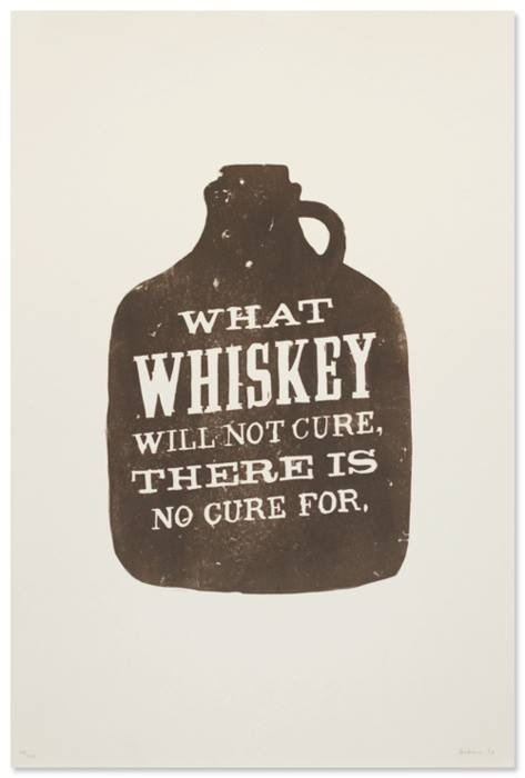Whiskey, I feel the exact same way about tequila. Aren't we the lucky ones.