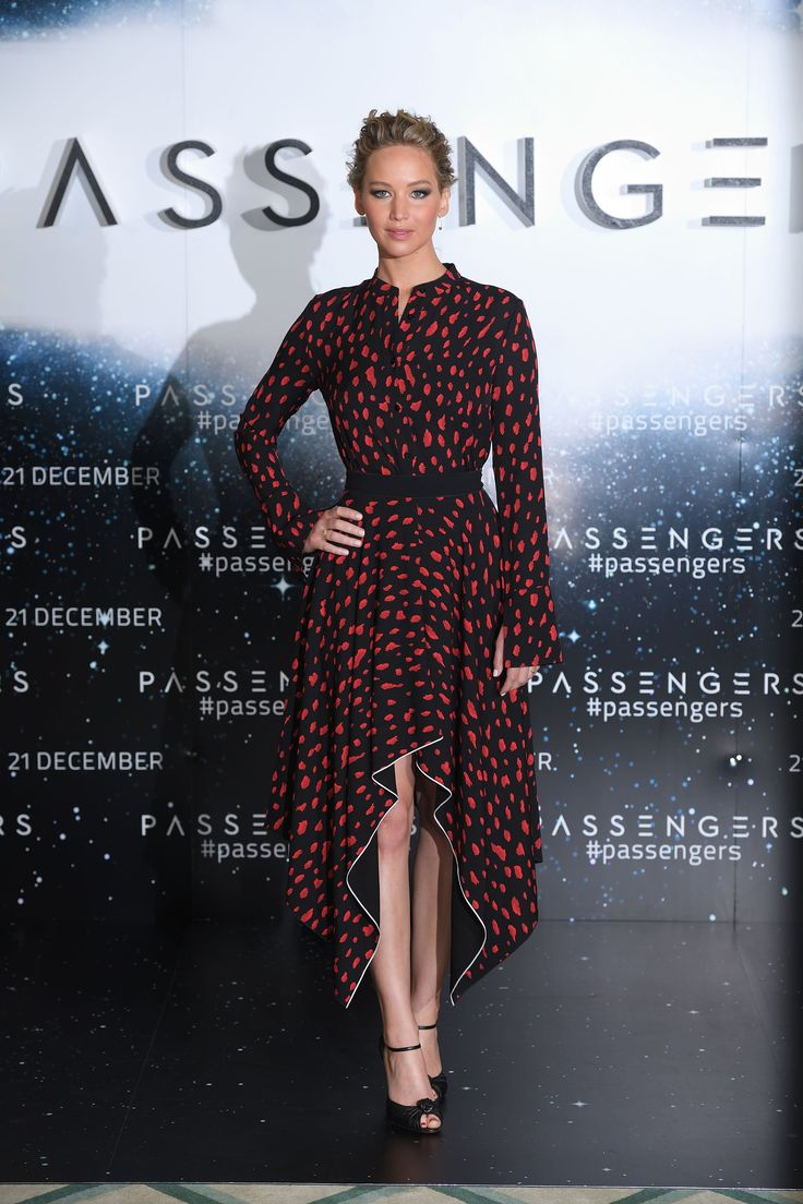 Jennifer Lawrence Takes Her Red Carpet Style in a New Direction