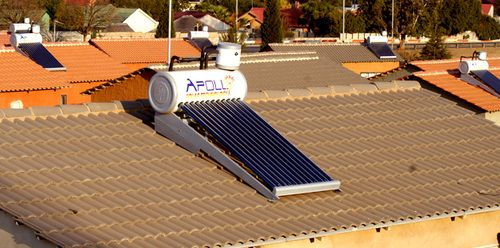 Apollo SABS Approved Solar Geysers on Sale. Save 50% on your electricity bill by switching to Solar Geysers. Nationwide Delivery*