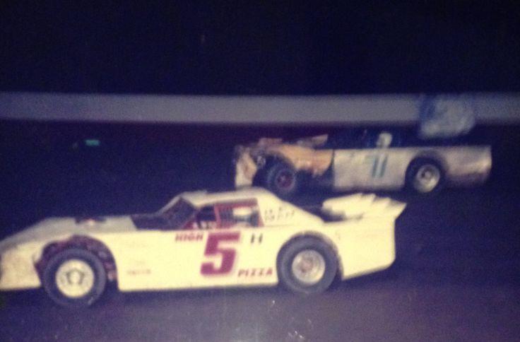 Vintage West Coast late model racing