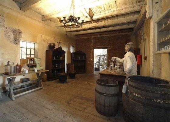 Detenice Medieval Resort, Czech Republic - Beer Museum