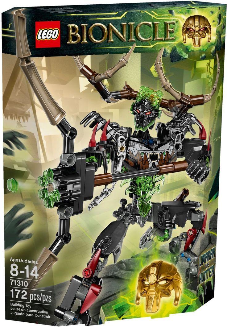 71310-1: Umarak the Hunter | Brickset: LEGO set guide and database