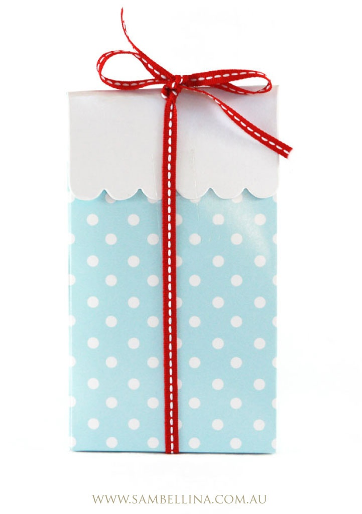 Sambellina Party Bags & Boxes