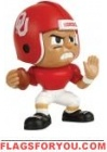"Oklahoma Sooners Lil' Teammates Series 3 RB 2 3/4"" tall"