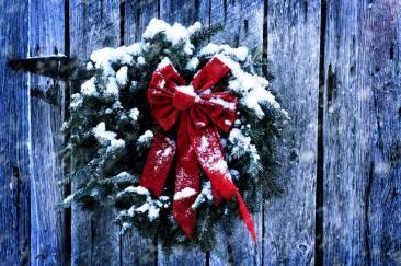 Karácsonyi koszorú,kopogtató - PROAKTIVdirekt Életmód magazin és hírek - proaktivdirekt.com