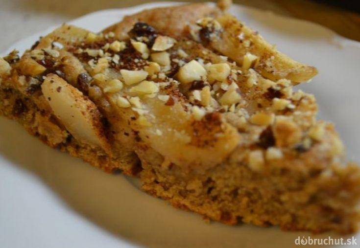 Fotorecept: Výborný špaldový koláč