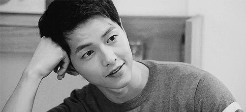 Ep 2 ~ Is he allowed to be this hot? #descendants of the sun #song joong ki