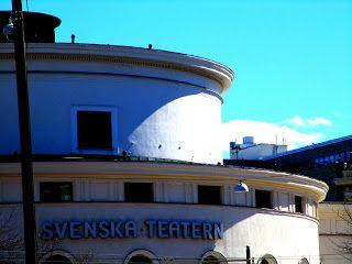 Teatterin lumoa 2017: Svenska Teatern och Cafe Artist