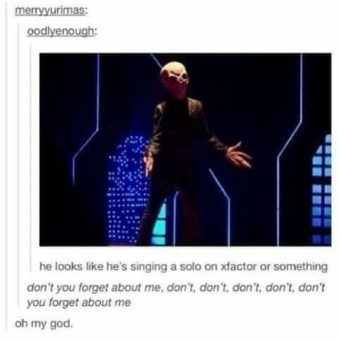 One of the best Doctor Who memes I've ever see