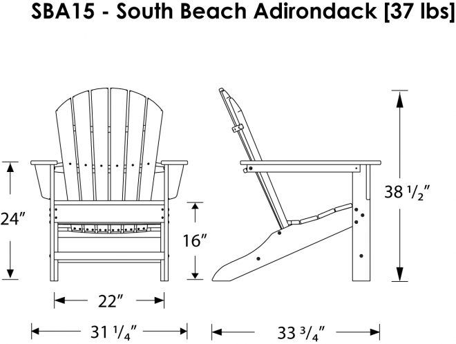 23 Best Seating Standards Images On Pinterest Adirondack