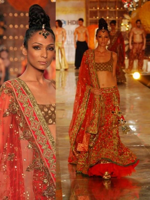 Manish Malhotra Bridal Collection 2012