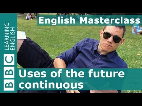 Stative verbs in the continuous form: BBC English Masterclass - YouTube