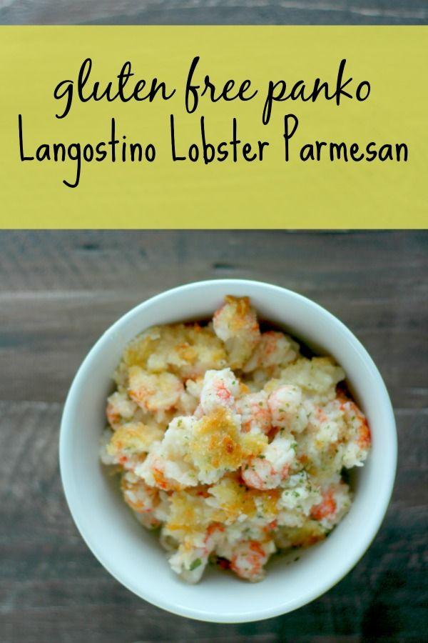 Gluten Free Langostino Lobster Parmesan!