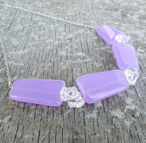 Sklo a krystaly
