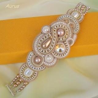 Soutache - Bracelet