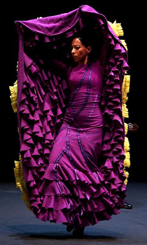 """Belén Maya """"Los invitados"""" - Video & fotos -Bienal de Flamenco - galería fotográfica"""