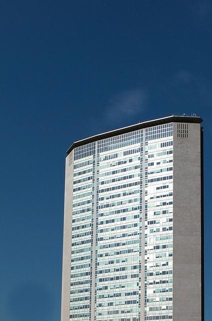 pirelli tower - milano - gio ponti - 1960