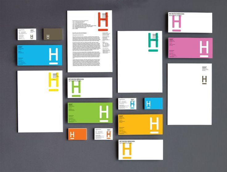 Corporate Design Hannover, HsH, Redesign appearance and corporate identity, web design, business stationery, logo, business cards, letterhead, logo design, brand consulting, concept, brand communications, brochures, flyers, prototypes, online Sty