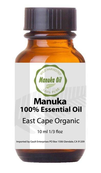 Manuka Oil 100% Natural Anti-Fungal, Antiseptic, Fights Acne, Foot Fungus, Staph Infections, 10x Power of Tea Tree Oil. https://www.amazon.com/Manuka-Oil-Anti-Fungal-Antiseptic-Aromatherapy/dp/B00NCLXKZG?ie=UTF8&redirect=true