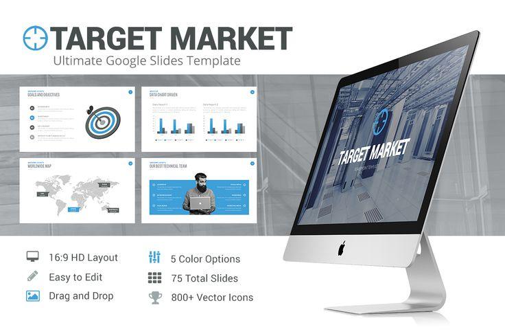 Best Google Slides Template Bundle by SlidePro on @creativemarket