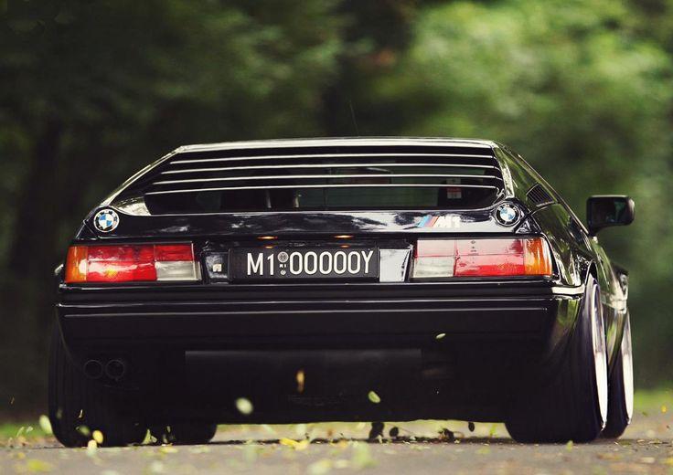 BMW M1....Epic !