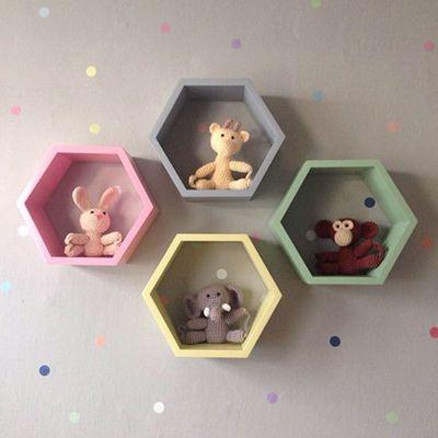 50 excelentes sugerencias para la decoración de la habitación del bebé | Arquitecto en casa