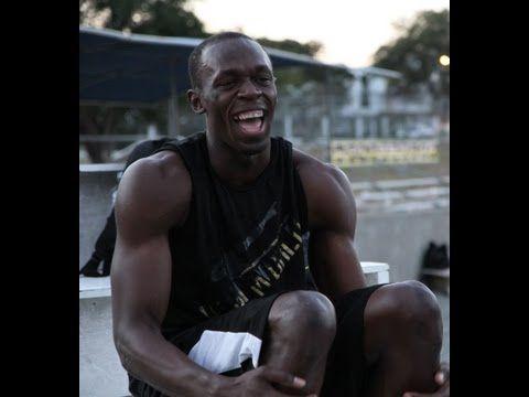 Usain Bolt - The Fastest Man Alive, Part 1