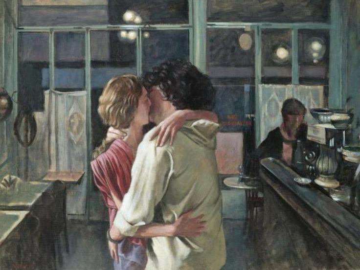 .:. Σάμιος Παύλος – Pavlos Samios [1948] Figures embracing