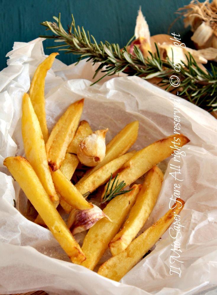 Patate fritte olio freddo croccanti e gustose ricetta nigella il mio saper fare