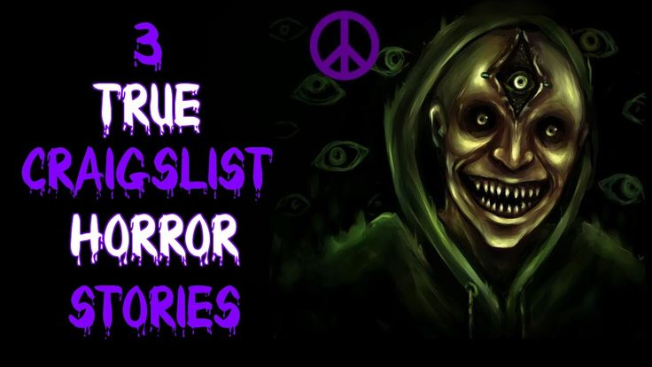3 TRUE/REAL Scary CRAIGSLIST Horror Stories (Corpse Husband)