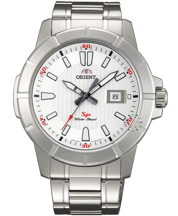 ORIENT Stainless Steel Bracelet  Τιμή: 103€  http://www.oroloi.gr/product_info.php?products_id=32048