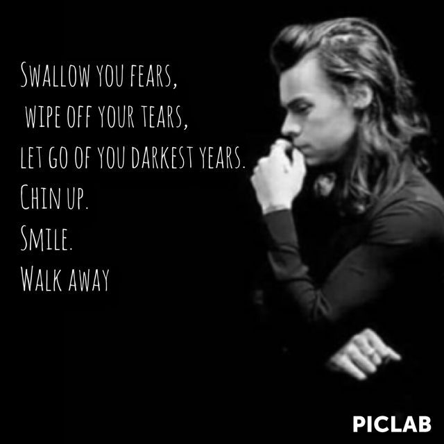 Harry Styles Quote Directionquotes Harry Styles Quote Harry Styles Quotes One Direction Quotes Direction Quotes