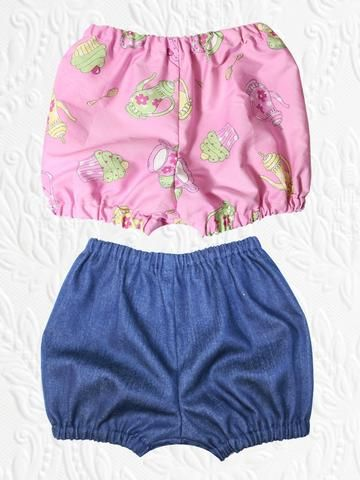 bloomers sewing pattern