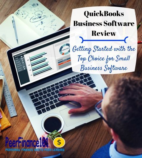 Intuit QuickBooks Review: Getting Started With Accounting Software