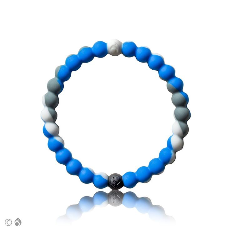 Introducing the new limited edition Live Lokai Bracelet for the Sharks!!!! It is available until July 1st. Every time a bracelet is bought, Live Lokai will donate $1  to Oceana. Oceana is an organization working to protect and restore the world's oceans.