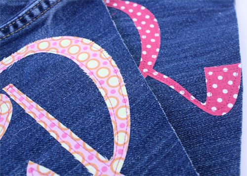 jeans party banner 8