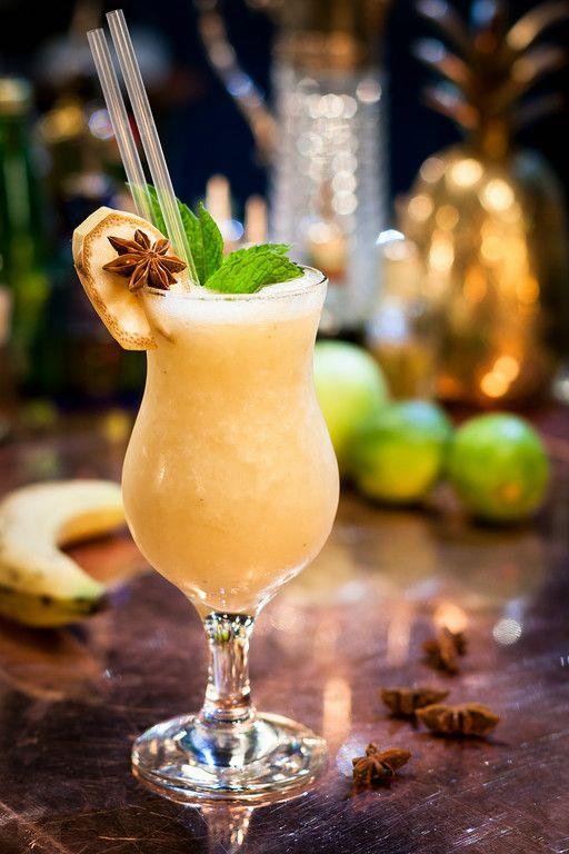 Nuclear Banana Daiquiry #cocktails #hawksmoor