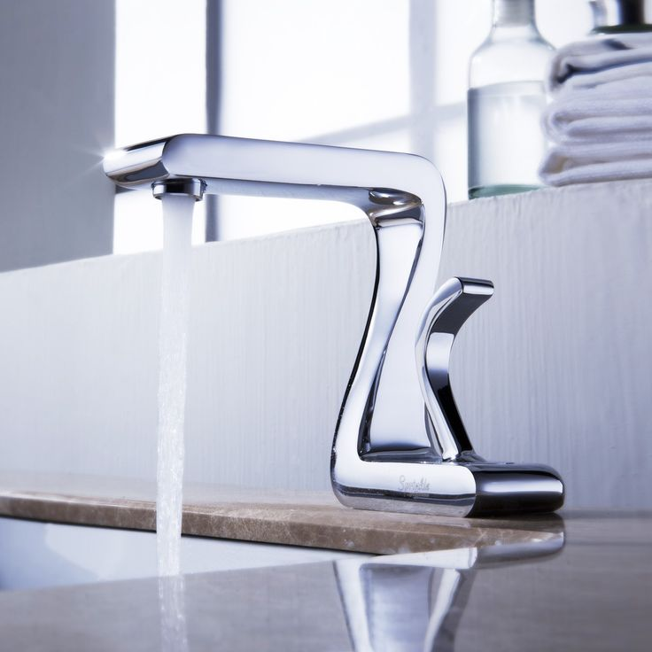 Solid Brass Bathroom Sink Faucet