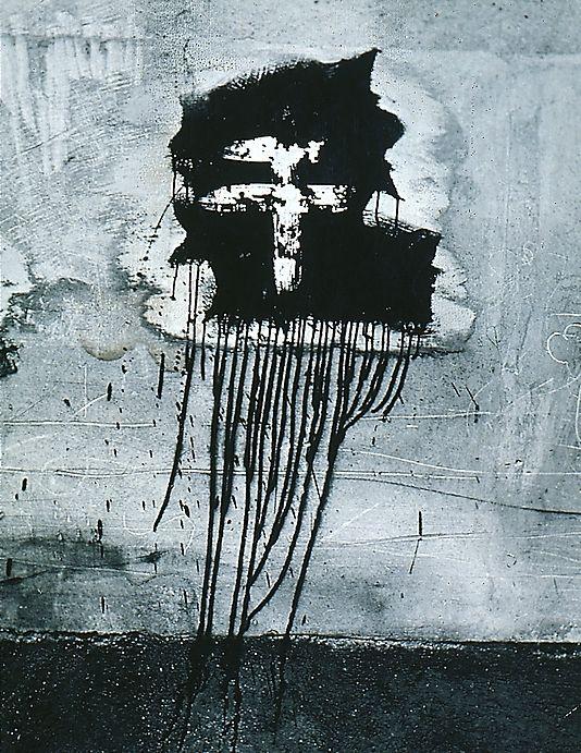 [Graffiti, Paris]  Brassaï  (French (born Romania), Brasov 1899–1984 Côte d'Azur)  Date: 1944–45, printed late 1940s–53