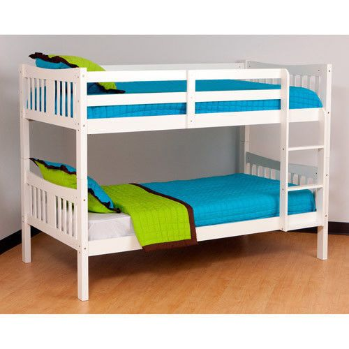 Ebay Sales Home Garden Discounts White Twin Bunk Beds Over Twin