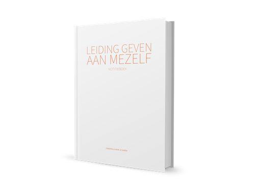 Leiding geven aan mezelf (2015) notitieboek