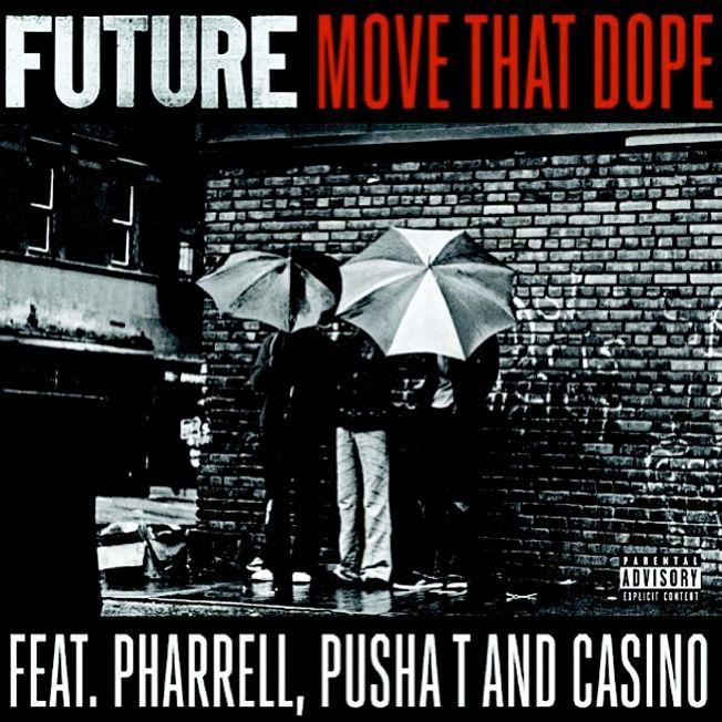 #Future, #Pharrell, Pusha T, #Casino – Move That Dope (Studio #Acapella)