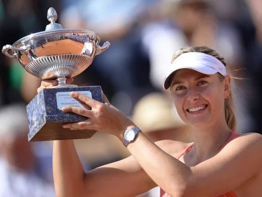 Maria Sharapova Wins Third Rome Title to Warm up for French Open