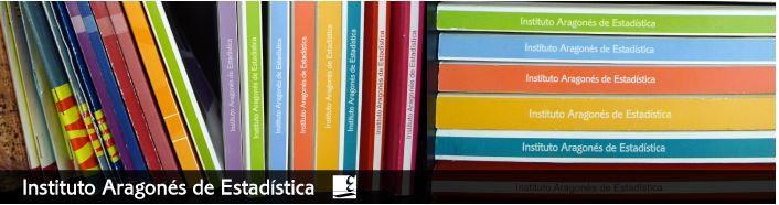 Página del Instituto Aragonés de Estadística