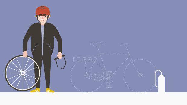 GRAFIK Se hvor sikre cykler er i dit nabolag
