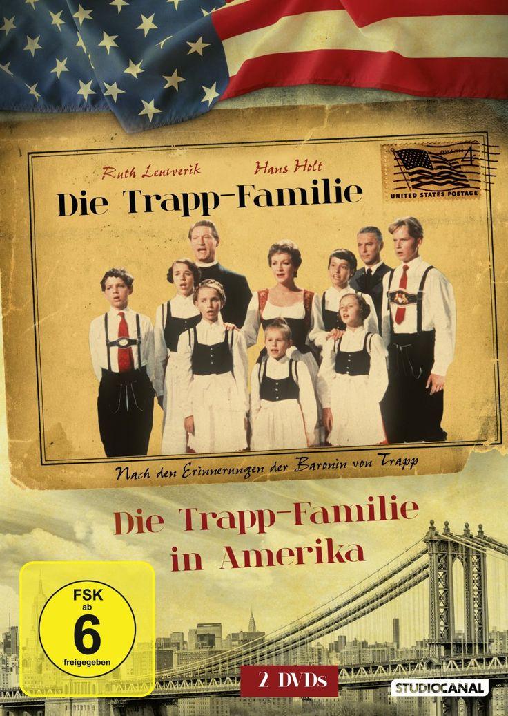 Die Trapp-Familie: Ruth Leuwerik, Hans Holt, Maria Holst