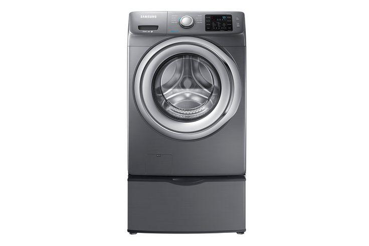 WF5000 - Laveuse à chargement frontal de 4,8pi³ (platine)