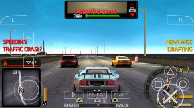 Dowload Game PPSSPP Need For Speed Undercover ISO dan Rar File