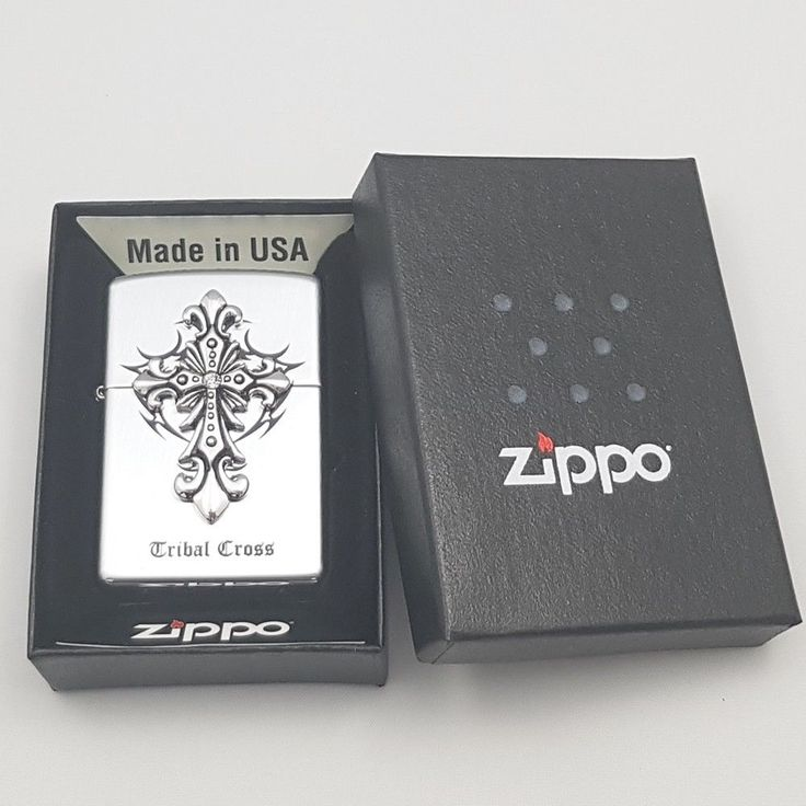 Zippo Original Lighter Pray Emblem SA Authentic Made in USA Free Gift 6Flints #Zippo